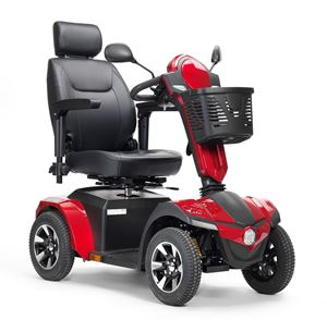 Picture of Panther Heavy Duty 4 Wheel Scooter