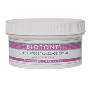 Picture of Biotone Dual Purpose Massage Creme 14 oz