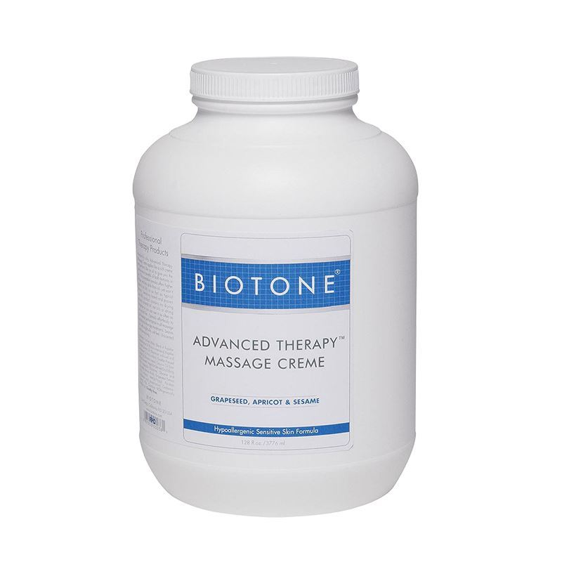 Picture of Biotone Advanced Therapy Massage Cream 1 Gallon