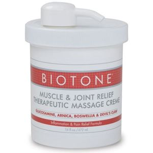 Picture of Muscle & Joint Relief Massage Cream 16 oz
