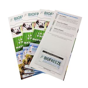 Picture of Biofreeze Brochure French (25)