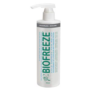 Picture of Biofreeze Gel Pump Bottle 16 Oz