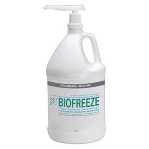 Picture of Biofreeze Gel Pump Gallon