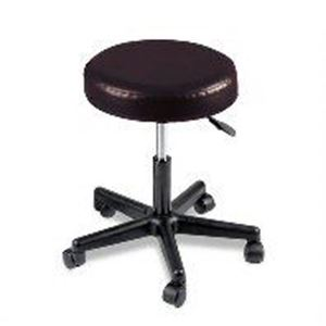 Picture of Pneumatic Stool without Backrest - Black