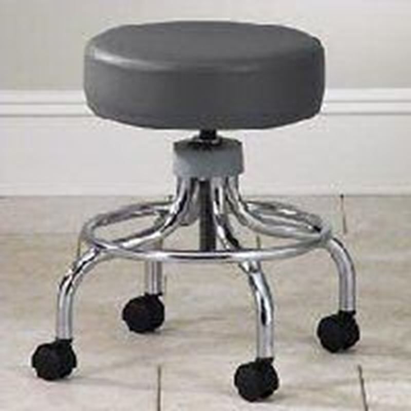 Picture of Mobile Stool With Foot Ring