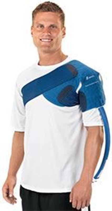 Picture of Wrap On Polar Shoulder Pad