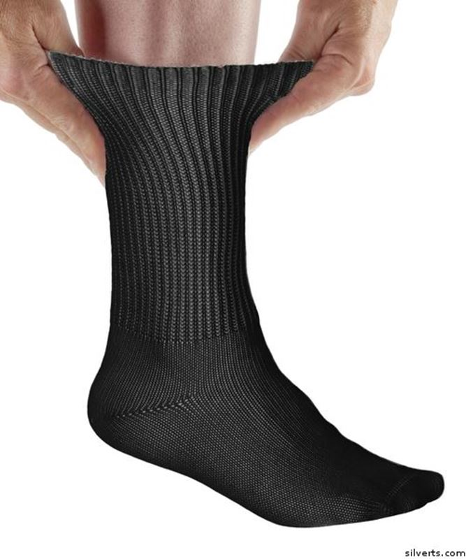 Picture of Simcan Ultra Stretch Comfort Diabetic Sock Women & Men