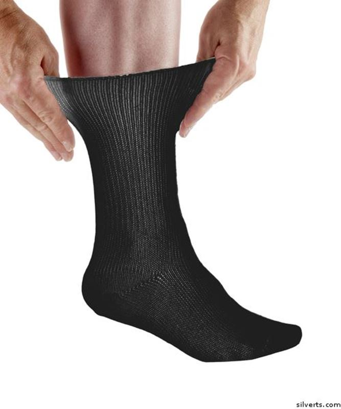 Picture of Womens & Mens Diabetic Socks For Swollen Feet/Ankle Socks ** DISCONTINUED **