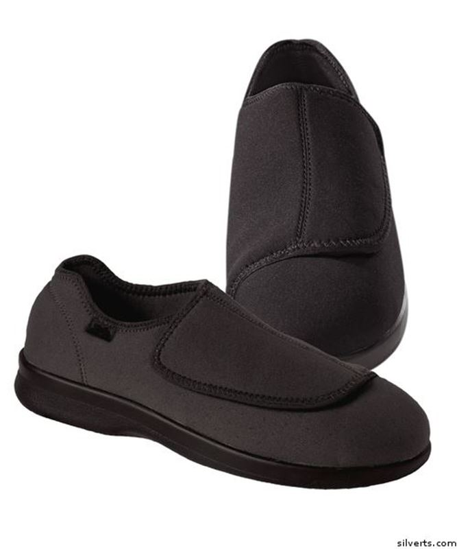 Picture of Mens Stretch Shoe With Adjustable Strap