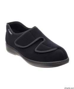 4c32ff27a3cb Wide - Mens Indoor Outdoor Shoe / Slipper (Swollen Feet & Edema)