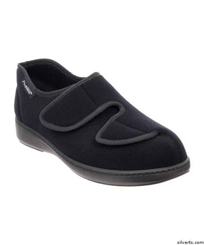 Picture of Wide - Mens Indoor Outdoor Shoe / Slipper (Swollen Feet & Edema)