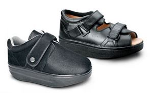 Picture of Darco Wound Care Shoe System (Grade 3 ulceration)
