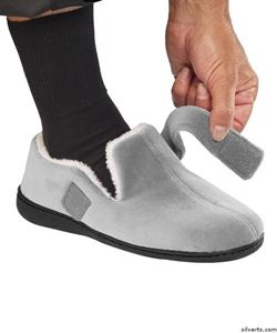 Picture of Mens House Slippers with Memory Foam