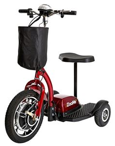 Picture of ZooMe 3 wheel Recreational Scooter