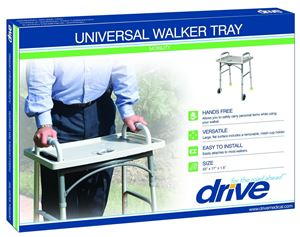 Picture of Universal Walker Tray with Cup Holder