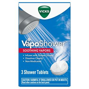 Picture of Vicks VapoShower Scented Vapors