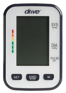 Picture of Deluxe Automatic Blood Pressure Monitor, Upper Arm