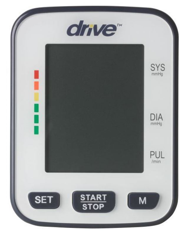 Picture of Deluxe Automatic Blood Pressure Monitor, Wrist