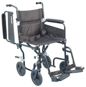 Picture of Airgo Comfort-Plus Lightweight Transport Chair