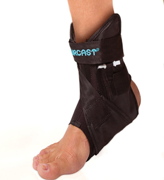 Aircast Airlift PTTD Brace - A solution for Flat Foot