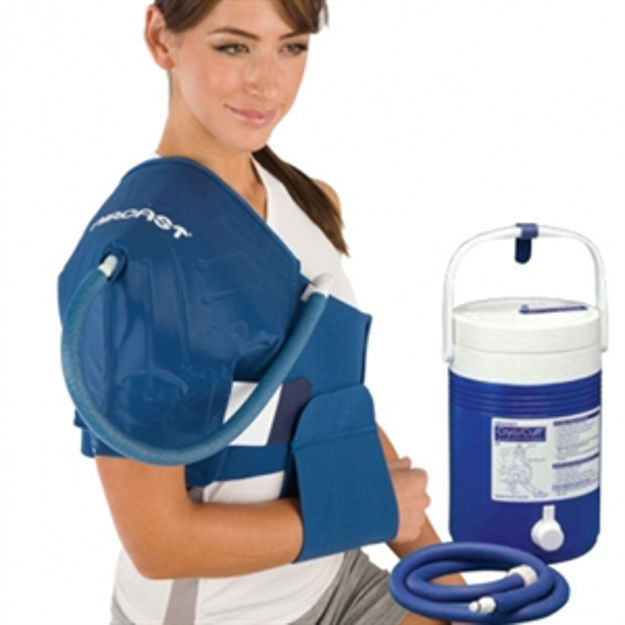 Aircast Cryo Cuff Shoulder plus Cooler (Non Motorized Kit)