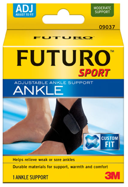 3M Futuro Sport Adjustable Ankle Support