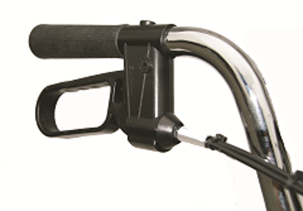 Mono Brake System or One hand Brake System