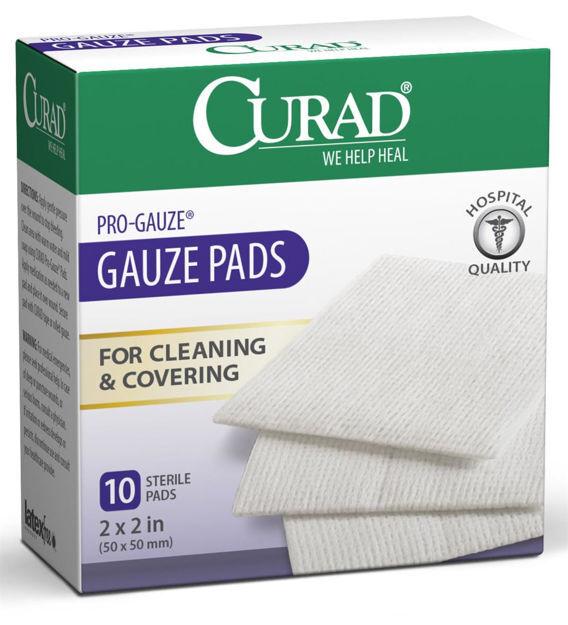 CURAD Sterile Pro-Gauze Pad