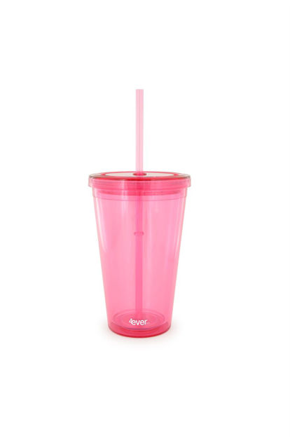 16oz Pink Soda Cup ** NOT AVAILABLE **