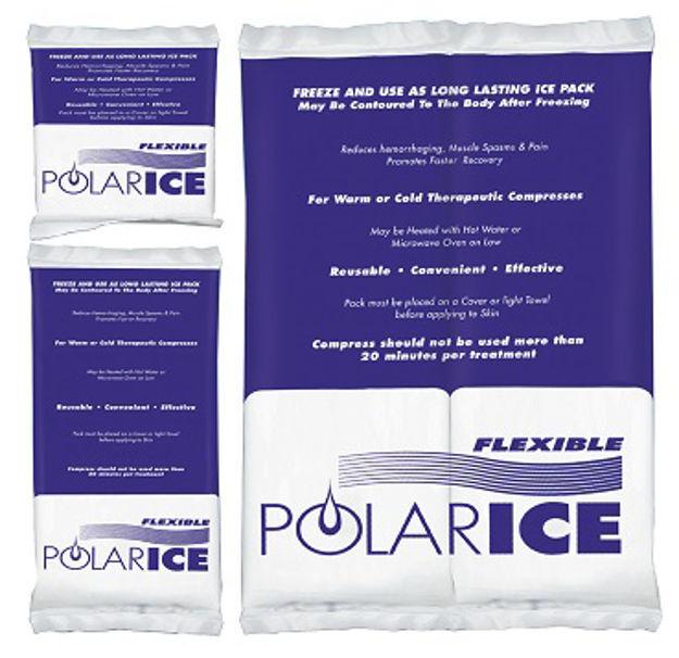"""Polar Ice Gel Pack  6""""X6"""""""