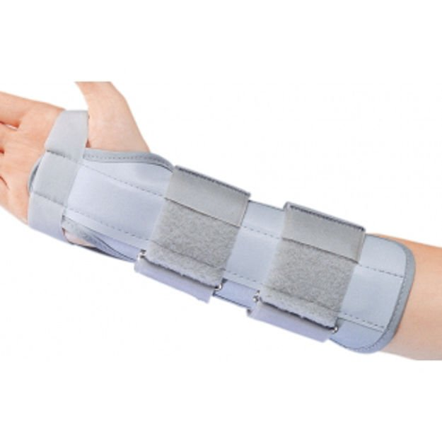 Universal Cock-Up Splint (Post Fracture Wrist Brace)