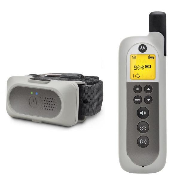 Motorola Dog Advanced Remote Training System Gray