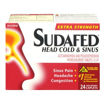 Sudafed Head and Cold Sinus