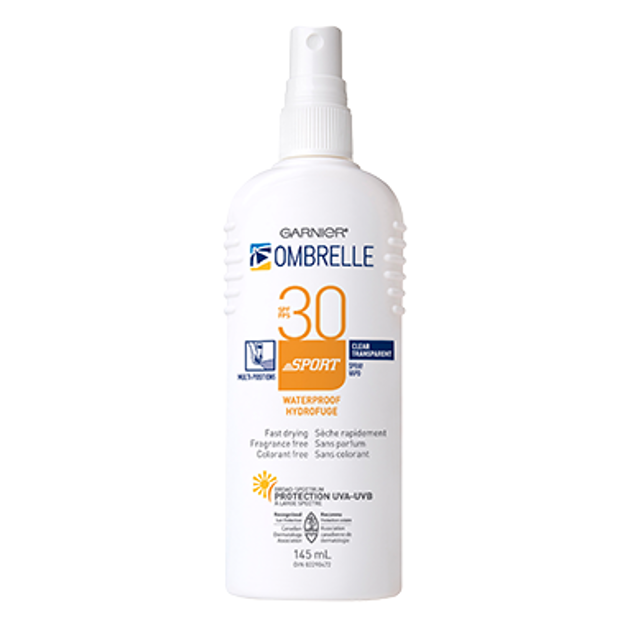 Ombrelle Sport Clear Spray