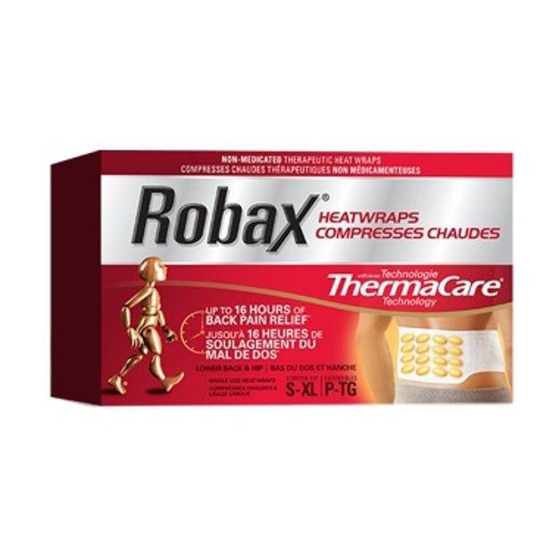 Robax HeatWrap Lower Back/Hip