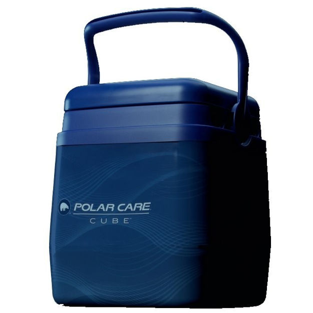 Breg Polar Care Cube Cold Therapy System with WrapOn Knee Pad