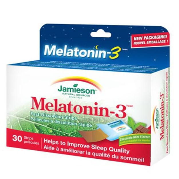 Jamieson Melatonin-3 Strips