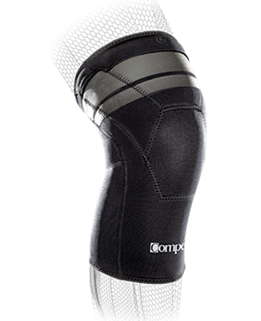 COMPEX ANAFORM 2MM Compression Knee Sleeve with Closed Patella
