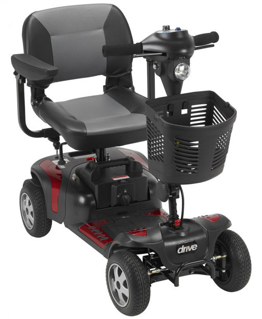 Phoenix HD 4-Wheel Scooter