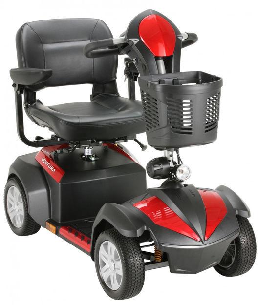 Ventura 4-Wheel Scooter