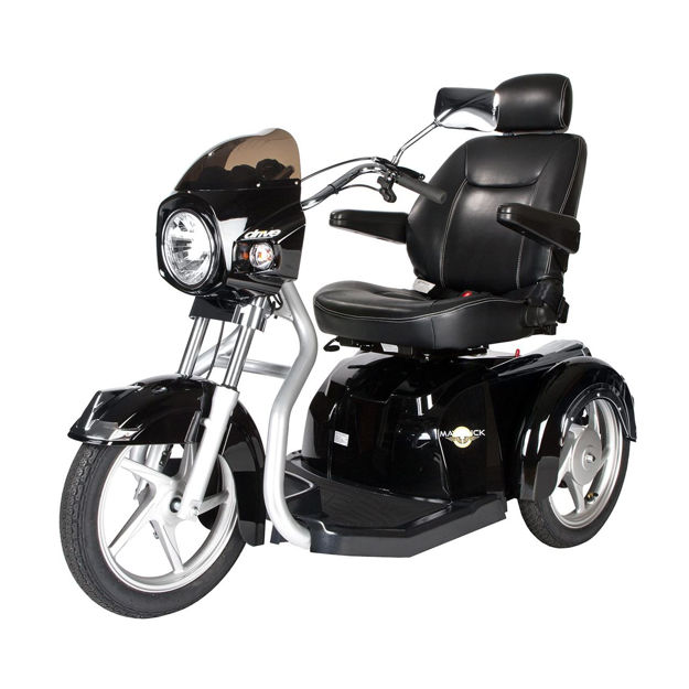 Maverick Executive 3-Wheel Scooter ** NOT AVAILABLE **