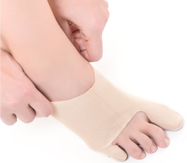 BunionETTE Bootie (Big Toe and Small Toe Bunion Correction)