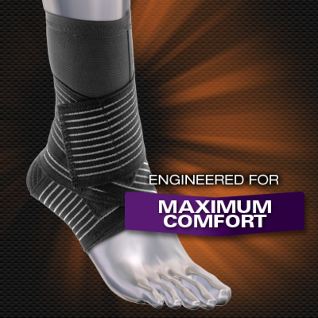 Ankle Sleeve (Latex Free,ankle sprain)