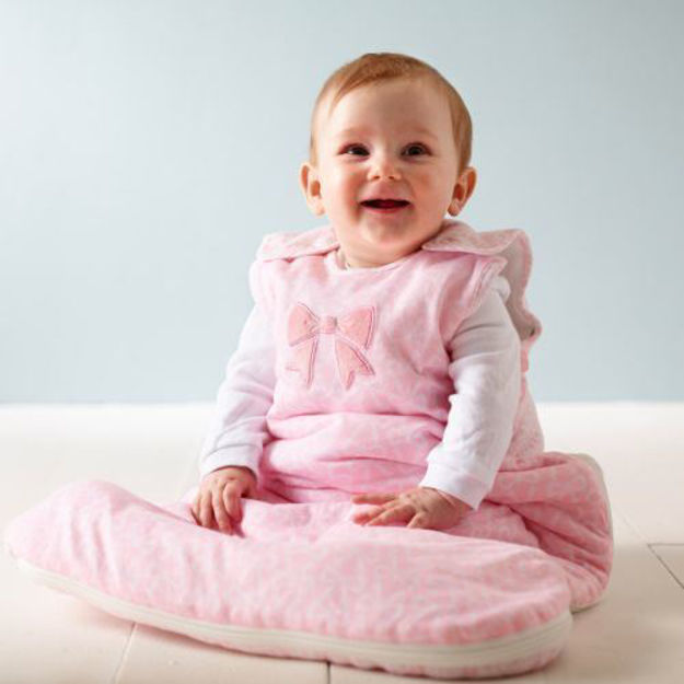 GROBAG - Baby Sleeping Bags For Travel Baby Bow