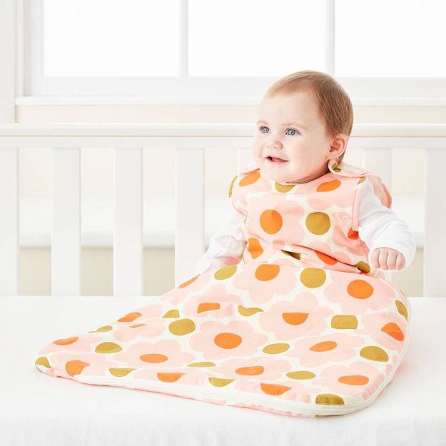 GROBAG - Baby Sleeping Bags For Travel Daisy Spot Flower