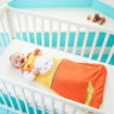 Picture of GROBAG - Baby Sleeping Bags For Travel Hear Me Roar ** DISCONTINUED **