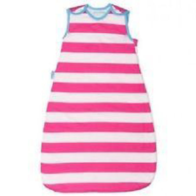GROBAG - Baby Sleeping Bags For Travel Magenta Ribbons