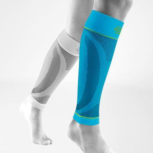 Sports Compression Calf Sleeves (Pair)