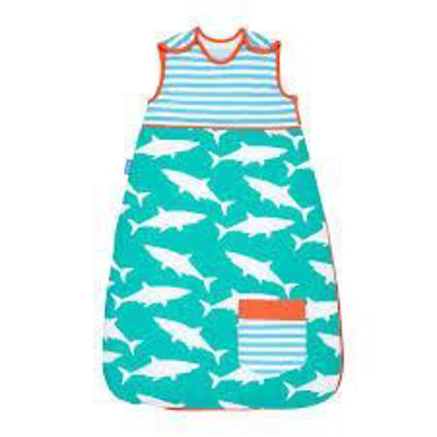 GROBAG - Baby Sleeping Bags For Travel Pocketful of Fins