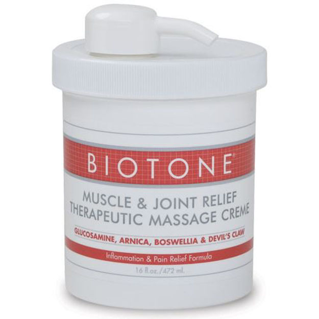 Muscle & Joint Relief Massage Cream 16 oz